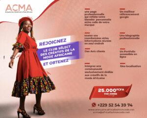 Annuaire des Créatifs de la Mode Africaine